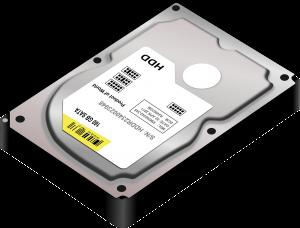 hard disk format