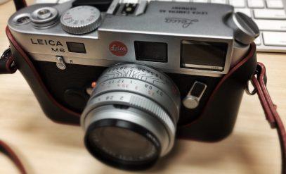 leica camera recovery