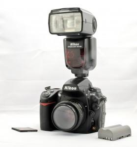 recover files after Nikon D700 error