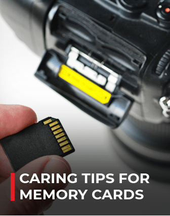 Tips for Memory Cards